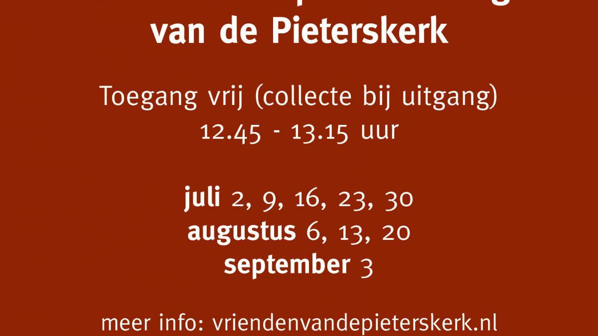 Marktconcert Pieterskerk Breukelen